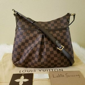 Louis Vuitton Bloomsbury PM Damier Ebene